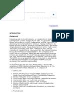 Lao PDR Report Part I Descriptive Section