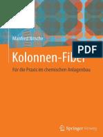 Kolonnen-Fibel Für Die Praxis Im Chemischen Anlagenbau by Manfred Nitsche (Auth.) (Z-lib.org)