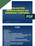 6-Evaluation Du Dommage Corporel(Fmc) a Imprimer