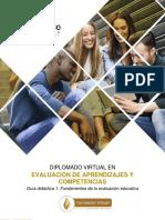 GD1-Evaluación de Aprendizajes y Competencias