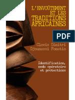 Librinova l Envoutement Et Les Traditions AfricainesPDF