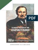 Curso Básico de Espiritismo - Segundo Ano - 22 Edição (FEESP)