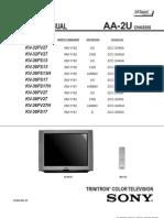 SONY AA-2U chassis ServiceManualLite