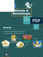 4. Método & Metodología