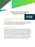 DP - Le DAB  c'est la radio numérique qui passe par les ondes