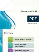 Drupal and VoIP