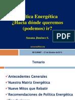 politica energetica LYD