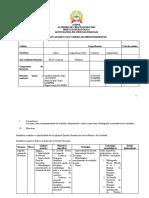 plano analitico de Direitos Humanos Acipol