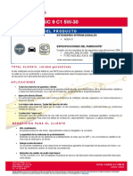 TOTAL CLASSIC 9 C1 5W-30