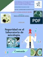 Seguridad en El Laboratorio de Micología
