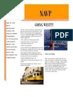 NAVP Newsletter April 2011