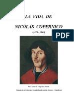 VIDA DE NICOLAS COPERNICO