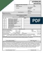 Autorizacion y Salud JUV DEP 2021