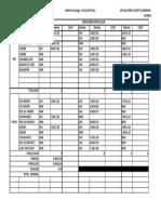 Calcul menuiserie metallique- BANSOA