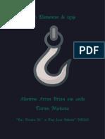 TP ELEMENTOS DE IZAJE