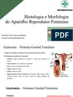Aula 3 - Aparelho Reprodutor Feminino
