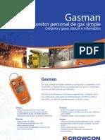 Gasman Detector CO