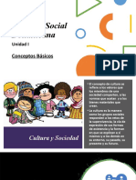 Realidad Social Dominicana -  Unidad I