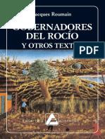 Jacques Roumain - Gobernadores Del Rocío y Otros Textos