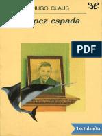 El pez espada - Hugo Claus