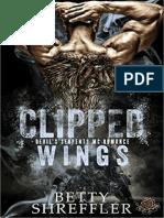 Clipped Wings - Kings MC #2 -  Betty Shreffler FLT