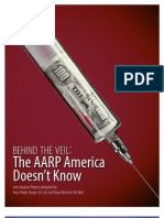 U.S. House Ways and Means Committee Report on AARP