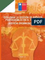 Instituto de Salud Pública de Chile (2021) - Guía para la gestión de riesgos psicosociales en el trabajo