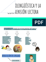 LA PSICOLINGÜÍSTICA Y LA COMPRENSIÓN LECTORA (2)