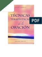 Tecnicas terapeuticas de la oración-Joseph Murphy