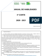 MATRIZ BIANUAL DE HABILIDADES 2020-2021 ENSINO FUNDAMENTAL 3º CORTE