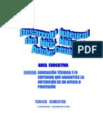Desarrollo Educativo 3