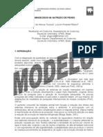 Modelo de formatação do seminário de zootecnia