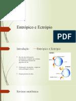 Entropio e Ectropio