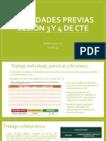 ACTIVIDADES PREVIAS SESIÓN 3 Y 4 DE CTE
