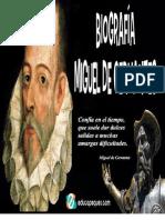 Resumen de Miguel de Cervantes