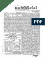 Decretos 744 y 745 de 1963