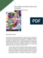 Escritor, literatura y política en América Latina en los albores del tercer milenio