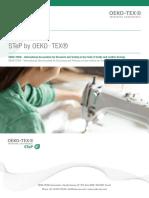 STeP Manual Guide By Oeko-Tex