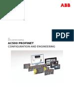 AC500 PROFINET Configuration and Engineering