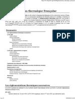 (Réglementation thermique française — Wikipédia)