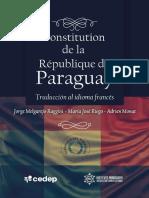 Constitution de la République du Paraguay