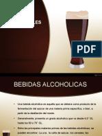 bebidas alcoholica y analcoholica f