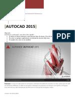 Cours Pour Auto Cad 2015