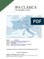 Plan ... Europa Clasica