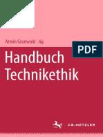 Handbuch-Technikethik