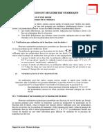 Utilisation Du Multimetre Numerique