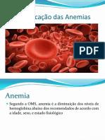 Classificacao das Anemias (1)