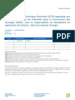 CCTP Etude L342-2