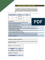Les Abaques de Dimensionnement Eurocode 5 Panne Travaillant en Flexion Simple