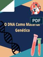 DNA como material genético
